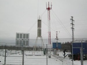 Instalación de alta seguridad. Protección perimetral (IGP)